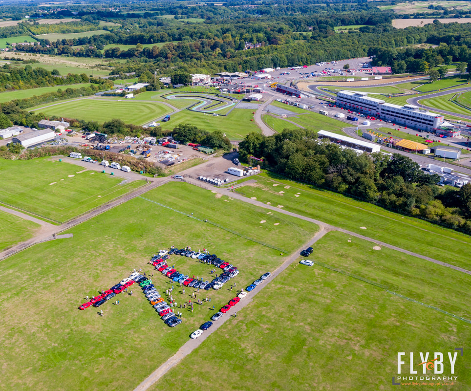 Event aerial photography in Kent, and the South East including London. Flyby Photography professional drone operator hire.